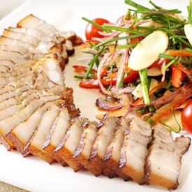 日式醃製原岩五花燒肉