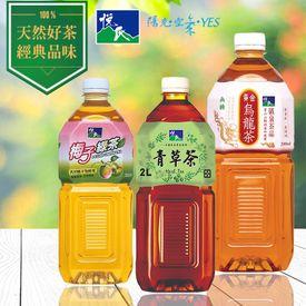悅氏礦泉茶飲系列任選