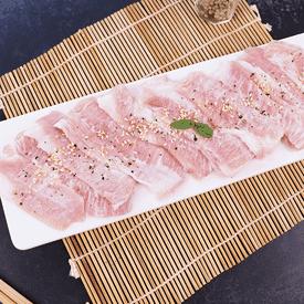 西班牙六兩松阪豬肉片