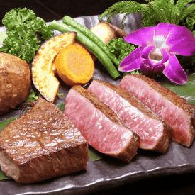 美國日本種和牛凝脂牛排